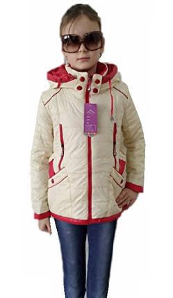Стильная куртка  для девочки, фото 2