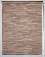 Готовые рулонные шторы 300*1500 Ткань Джут Мокко 511 (Jute)