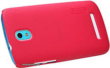 Nillkin чехол для HTC Desire 500 - Super Frosted Shield Red, фото 2