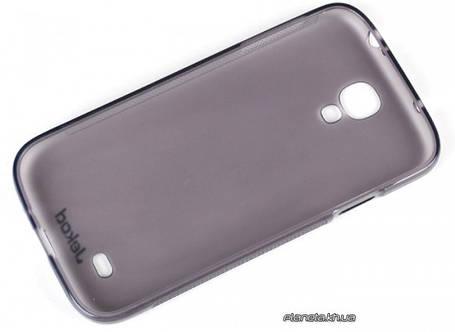 Jekod силиконовый чехол TPU Protective для Samsung i9500 Galaxy S4 Grey, фото 2
