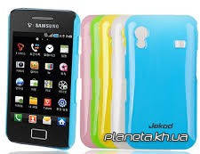 Jekod чехол Shine Case для Samsung s5830 Galaxy Ace Yellow, фото 2
