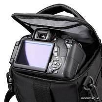 Рюкзак, сумка Case logic TBC406K Black для фото и видеокамер, фото 3