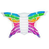 BW Матрас 43261 (4шт) бабочка, 294-193см, 2 ручки, рем.запл