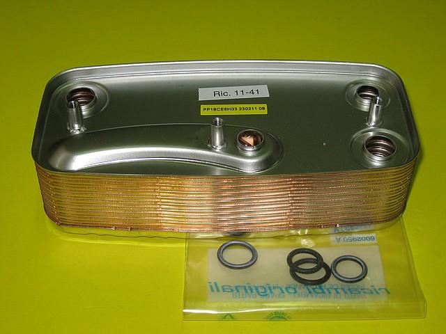 Теплообменник вторичный (18 пластин) 6281535 Sime Format.Zip 5