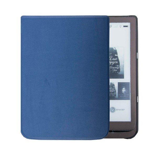 Обложка для PocketBook inkpad 740 dark blue
