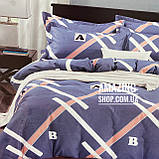 Двоспальне постільна білизна. Двоспальна постільна білизна. Двоспальний комплект постільної білизни з Фланелі., фото 2