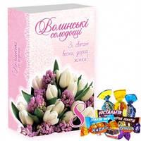 Корпоративные женские подарки к 8 Марта. Шоколадные конфеты женщинам на 8 Марта. Конфеты девушкам на 8 Марта