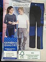 Детские штаны-брюки для мальчика подростка  122-152 рост