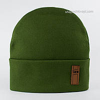 Детские шапки оптом Джони хаки