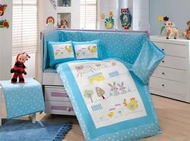 Наборы в кроватку для новорожденных