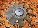 """Крыльчатка вентилятора 22""""(558 mm) на JCB 3CX/4CX (30/925525), фото 3"""