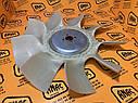 """Крыльчатка вентилятора 22""""(558 mm) на JCB 3CX/4CX (30/925525), фото 4"""