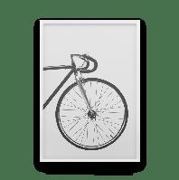 Постер на стену Bicycle-2