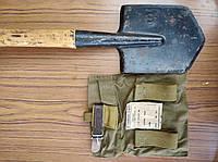 Саперная лопатка, Мсл, мпл, оригинал, малая пехотная лопата с чехлом