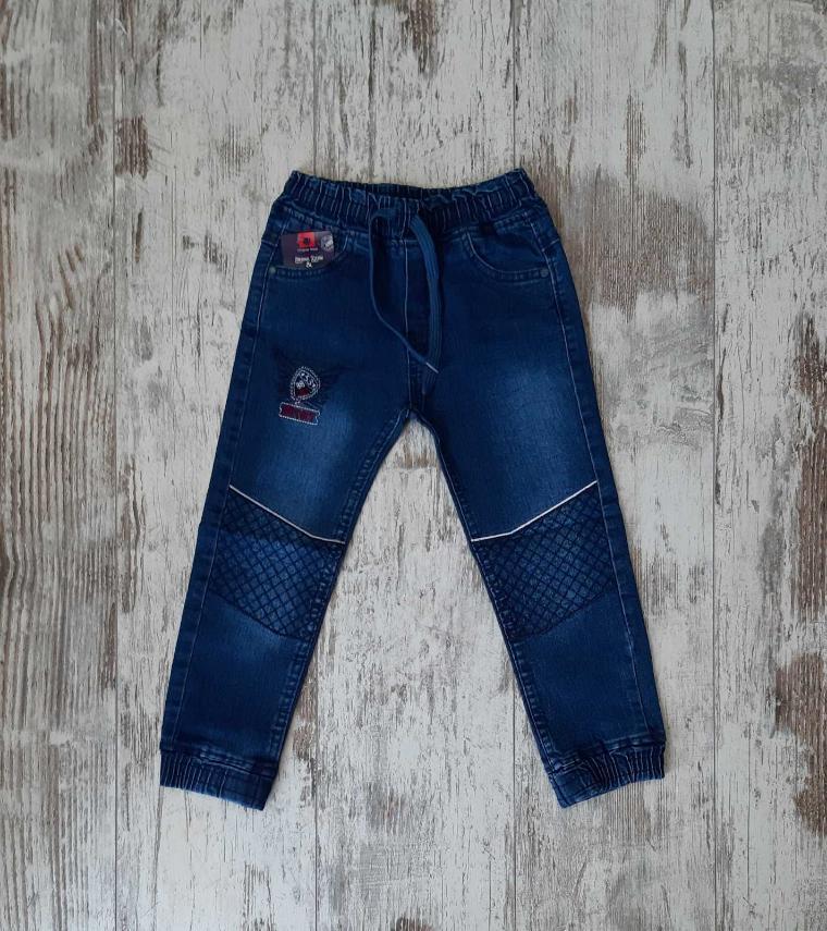 Детские джинсы для мальчика р. 5-8 лет опт
