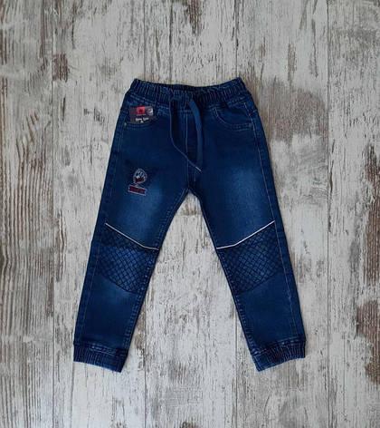 Детские джинсы для мальчика р. 5-8 лет опт, фото 2
