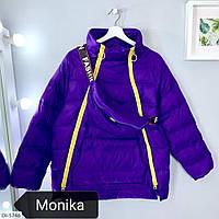 """Куртка женская мод. 8044 (42-44, 46-48) """"MONIKA"""" недорого от прямого поставщика"""