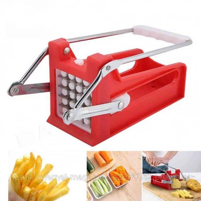 Овощерезка для картофеля фри Coupe Frites, картофелерезка механическая