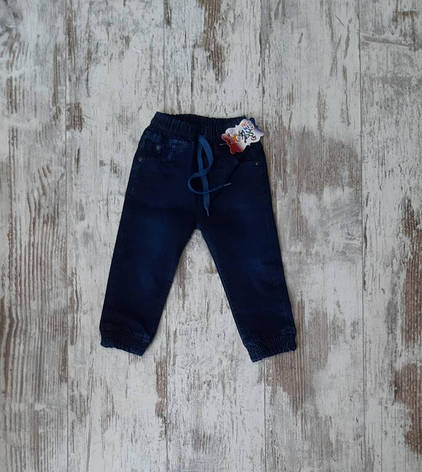 Детские джинсы для мальчика р. 1-4 лет опт, фото 2