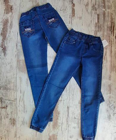 Подростковые джинсы для мальчика р. 9-12 лет опт, фото 2