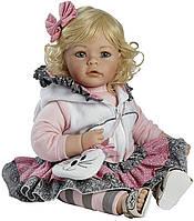 Кукла Адора - Adora Toddler The Cat Meow. Виниловая кукла. Реборн.