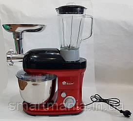 Кухонний комбайн Domotec MS-2050 багатофункціональний 3 В 1 (1200 ВТ)