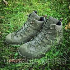 Ботинки полевые с утеплителем M-TAC MK.2W RANGER GREEN,размер 46