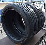 Шины б/у 255/40 R19 Bridgestone Potenza S001, ЛЕТО, пара, 5мм, фото 4