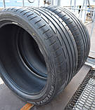 Шины б/у 255/40 R19 Bridgestone Potenza S001, ЛЕТО, пара, 5мм, фото 5