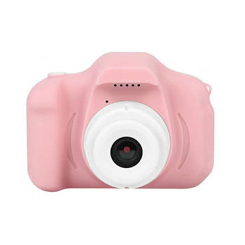 Детский фотоаппарат GM14 розовый
