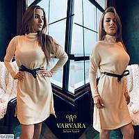 """Платье женское ангоровое мод. 239 (42-46, 48-52) """"VARVARA"""" недорого от прямого поставщика"""