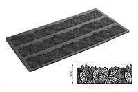 Лист силиконовый для декорирования ажур фантазия Silikomart TRD04 200х400 мм
