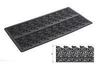 Лист силиконовый для декорирования ажур барокко Silikomart TRD07 200х400 мм
