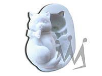 Форма для марципана кот Silikomart SLK019 7,4х4,3 см