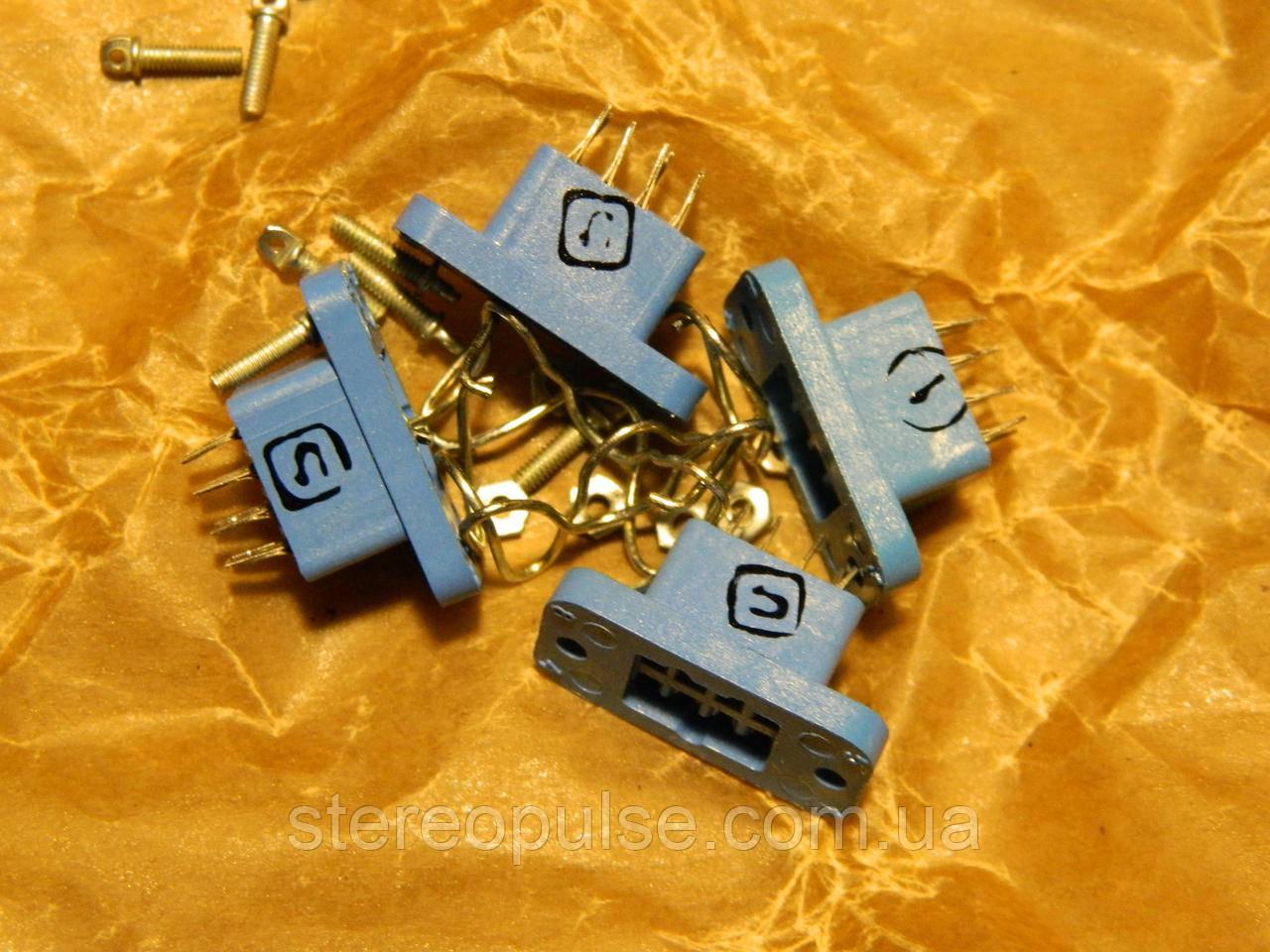 Разъем РГ1Н-1-3В 8 контактов
