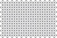 Трафарет для бисквита фантазия Martellato GD15 600х400 мм