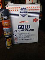 Универсальная ручная монтажная пена Asmaco Gold 750мл