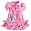 Детское платье-поло  Минни Маус 12-18 месяцев