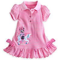 Детское платье-поло  Минни Маус 12-18 месяцев, фото 1