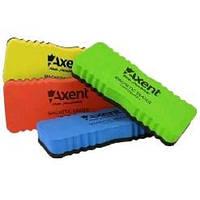 Губка для досок AXENT 9802 маленькая ассорти (1/12)