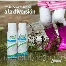 Спрей предварительной очистки для выведения пятен (400 мл) AMWAY HOME SA8