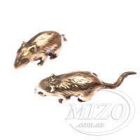 Мышка кошельковая, бронзовая