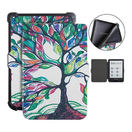 Обложка SoftShell Printed для Pocketbook 627 Touch Lux 4/616 Basic Lux 2/632 Touch HD 3, фото 2