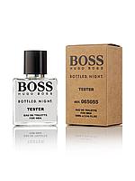 Тестер Hugo Boss Boss Bottled Night 50 мл виробництва ОАЕ