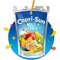 Сок Capri-Sun Multi Vitamin мульти-витамин  200 мл Германия