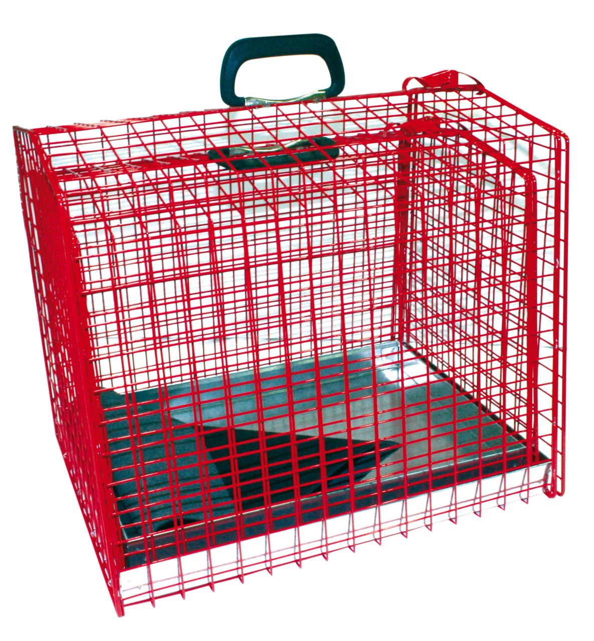 Набор клеток-переносок для животных №2, №3 Croci