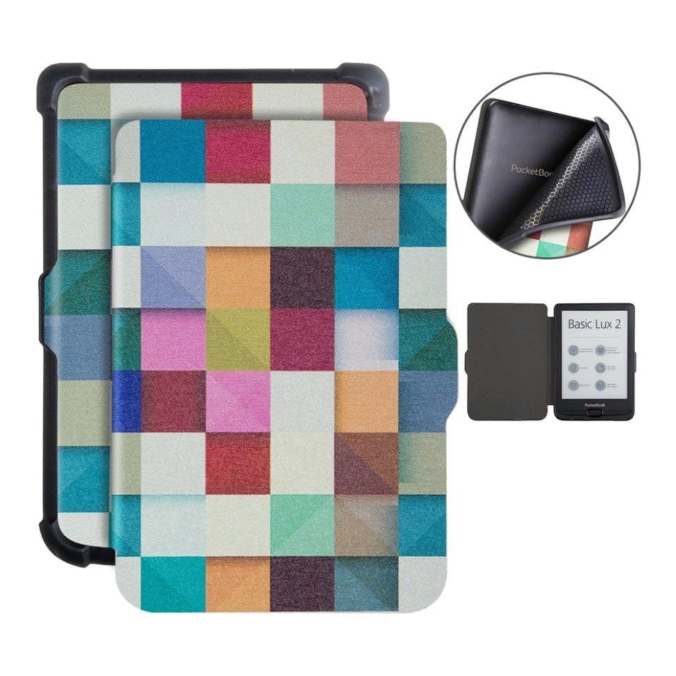 Обложка SoftShell Printed для Pocketbook 627 Touch Lux 4/616 Basic Lux 2/632 Touch HD 3