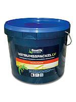 Шпаклевка влагостойкая Bostik Vatrumspackel LV (Бостик Ватрумшпакель) акриловая 10 л
