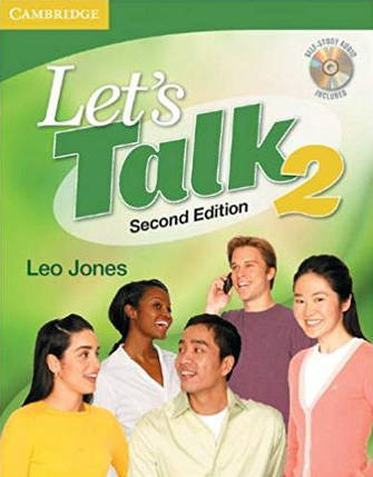 Let's Talk 2 Student's Book with Audio CD, фото 2