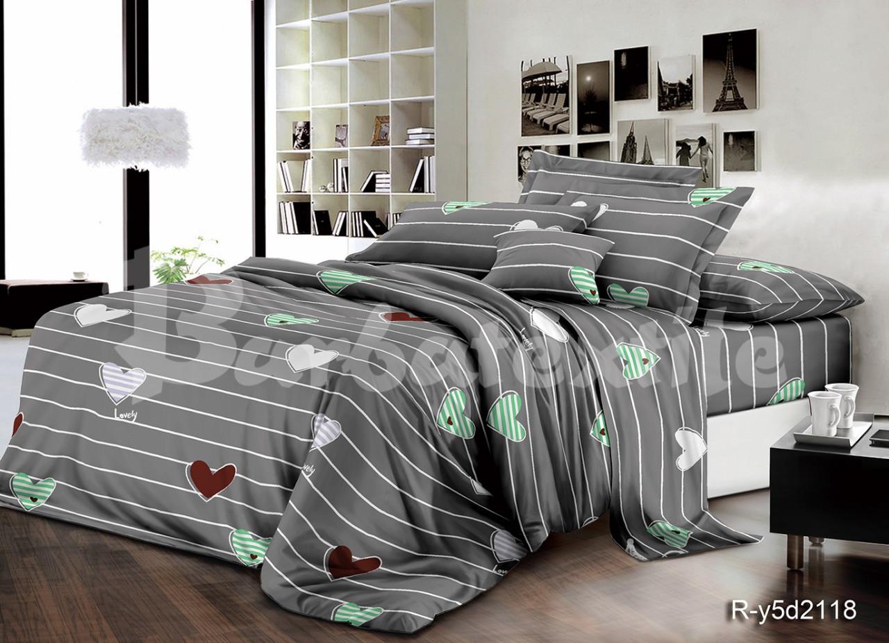 Комплект постельный 2-х спальный. Ранфорс